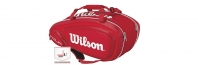 Wilson Tour V 9 Red (2016 г.) Термобег за тенис