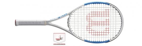 Wilson Ultra Team 100 UL (2018 г.) Тенис ракета