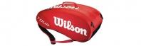 Термобег за тенис Wilson Tour Moulded 9 Red