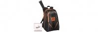 Wilson Topspin Burn II Backpack (2016 г.) Раница за тенис