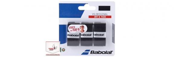 BabolaT VS Original Black (2016) Покривен грип