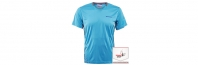 BabolaT T-shirt Crew Neck Perf. Men Sky Blue Тениска